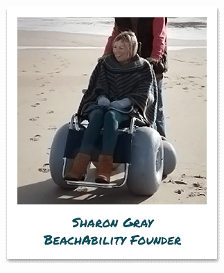 Sharon Gray - BeachAbility Founder